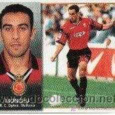 Cromos de Fútbol: ESTE 98-99 1998 1999 MONCHU MALLORCA NUNCA PEGADO. Lote 32038930