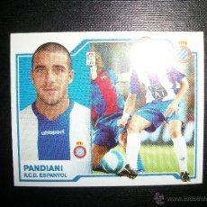 Cromos de Fútbol: PANDIANI BAJA DEL ESPAÑOL ALBUM ESTE LIGA 2007 - 2008 ( 07 - 08 ). Lote 289685083