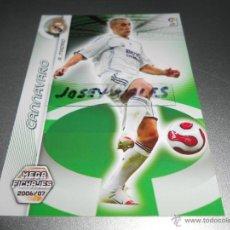 Cromos de Fútbol: ERROR VERSION 498 CANNAVARO MEGA FICHAJES REAL MADRID CROMOS MEGACRACKS LIGA FUTBOL 2006 2007 06 07. Lote 46156091