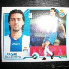 Cromos de Fútbol: JARQUE DEL ESPAÑOL ALBUM ESTE LIGA 2007 - 2008 ( 07 - 08 ). Lote 261812505