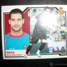 Cromos de Fútbol: MOYA DEL MALLORCA ALBUM ESTE LIGA 2007 - 2008 ( 07 - 08 ). Lote 260853685