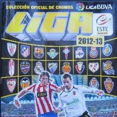 Cromos de Fútbol: LOTE DE 250 CROMOS DE FUTBOL ESTE 12 13 DIFERENTES Y SIN PEGAR 2012 2013. Lote 46194105