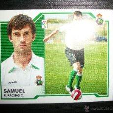 Cromos de Fútbol: SAMUEL COLOCA DEL RACING DE SANTANDER ALBUM ESTE LIGA 2007 - 2008 ( 07 - 08 ). Lote 289685273