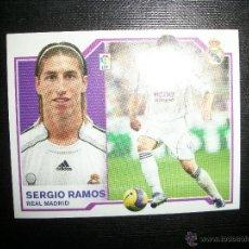Cromos de Fútbol: SERGIO RAMOS DEL REAL MADRID ALBUM ESTE LIGA 2007 - 2008 ( 07 - 08 ). Lote 221906026