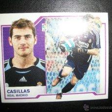 Cromos de Fútbol: CASILLAS DEL REAL MADRID ALBUM ESTE LIGA 2007 - 2008 ( 07 - 08 ). Lote 260854115