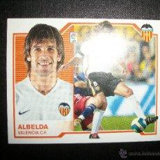 Cromos de Fútbol: ALBELDA DEL VALENCIA ALBUM ESTE LIGA 2007 - 2008 ( 07 - 08 ). Lote 260854055