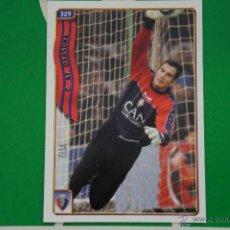 Cromos de Fútbol: CROMO-CARD DE FÚTBOL:ELÍA DEL AT.OSASUNA,Nº329,LIGA 2004-2005/04-05,DE MUNDICROMO. Lote 46424069