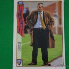 Cromos de Fútbol: CROMO-CARD DE FÚTBOL:AGUIRRE DEL AT.OSASUNA,Nº327,LIGA 2004-2005/04-05,DE MUNDICROMO. Lote 46424094