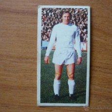 Cromos de Fútbol: CROMO LIGA ESTE 75 76 NETZER (REAL MADRID) - NUNCA PEGADO - 1975 1976. Lote 46549133