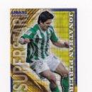 Cromos de Fútbol: 486 JONATHAN PEREIRA (BETIS) - SUPERSTAR BRILLO CUADROS - MUNDICROMO 2012 LIGA 2011 2012. Lote 160862349
