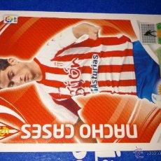 Cromos de Fútbol: ADRENALYN 2011/2012 - PANINI - Nº298 NACHO CASES - SPORTING DE GIJON - 11 12 -. Lote 46713556