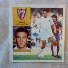 Cromos de Fútbol: ED ESTE 93 92 1992 RECUPERADO BANGO SEVILLA COLOCA . Lote 46738474