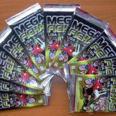Cromos de Fútbol: 10 SOBRES SIN ABRIR DE MEGA FICHAS, MEGAFICHAS 2003-2004, 03-04 - EDITORIAL PANINI. Lote 46956611