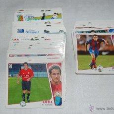 Cromos de Fútbol: LIGA 2004/2005 124 + 47. Lote 46973452