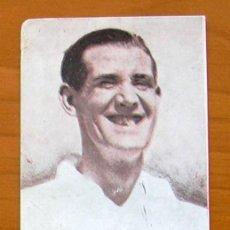 Cromos de Fútbol: REAL MADRID - 87 WATSON - CLUBS HISTÓRICOS FÚTBOL - EDICIONES DEPORTIVAS A.L.G. 1949. Lote 47057740