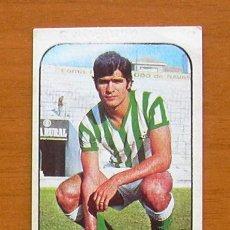 Cromos de Fútbol: BETIS - BIOSCA - EDICIONES ESTE 1976-1977, 76-77 - NUNCA PEGADO. Lote 47279792