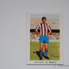 Cromos de Fútbol: CROMO DISGRA-FHER 1970-71 ADELARDO AT.MADRID. Lote 47504744
