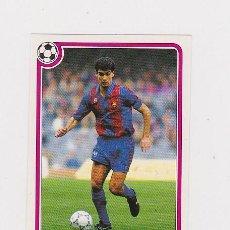 Cromos de Fútbol: 108 PEP GUARDIOLA (BARCELONA) - CROMO LIGA 1992 1993 PANINI 92 93 - NUNCA PEGADO. Lote 104536528