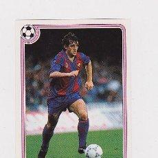 Cromos de Fútbol: 162 GOICOECHEA (BARCELONA) - CROMO LIGA 1992 1993 PANINI 92 93 - NUNCA PEGADO. Lote 49019696