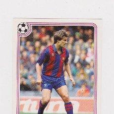 Cromos de Fútbol: 165 MICHAEL LAUDRUP (BARCELONA) - CROMO LIGA 1992 1993 PANINI 92 93 - NUNCA PEGADO. Lote 47640135