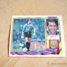 Cromos de Fútbol: ED. ESTE 95-96 COLOCA ANGOY ( BARCELONA) VENTANILLA. Lote 47795594