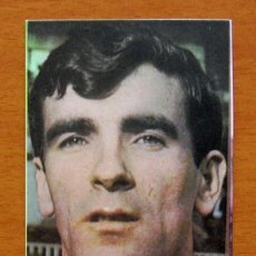Figurine di Calcio: ATHLETIC DE BILBAO - 27 IRIBAR - BERGAS 1968 - NUNCA PEGADO. Lote 47874543