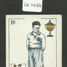 Cromos de Fútbol: SPENCER - SEVILLA FC - CHOCOLATE AMATLLER - (CD-1430). Lote 47902627