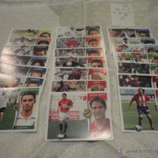 Figurine di Calcio: LOTE 21 CROMOS DE FUTBOL ED. COLOCAS ED. ESTE 2006-07. NUEVOS Y DIFERENTES. Lote 47945307