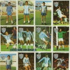 Cromos de Fútbol: (F-0037)LOTE DE 14 CROMOS,MARADONA. SUS DRIBLINGS,SUS GOLES.LIGA 1ª DIVISIÓN 1984-85,C.D.MALAGA. Lote 97972242