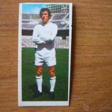 Cromos de Fútbol: CROMO LIGA ESTE 75 76 AMANCIO (REAL MADRID) - NUNCA PEGADO - 1975 1976. Lote 47982262