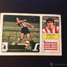 Cromos de Fútbol: FHER 1973 1974 - 73 74 - ASTRAIN - ATHLETIC BILBAO. Lote 48203913