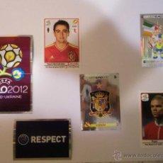 Cromos de Fútbol: CROMOS FUTBOL UEFA EUROCOPA 2012 - PANINI - 0,20 EUR EL CROMO. Lote 48211913