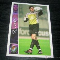 Cromos de Fútbol: -MUNDICROMO 2003 : 301 RICARDO ( VALLADOLID ) -- BAJA --. Lote 176860957
