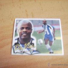 Cromos de Fútbol: ED. ESTE 00-01 COLOCA DELY VALDES ( MALAGA ) NUEVO SIN PEGAR. Lote 48353028