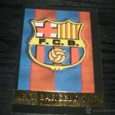 Cromos de Fútbol: -MUNDICROMO 2000 : 1 ESCUDO ( BARCELONA ). Lote 68563093