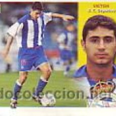 Cromos de Fútbol: ESTE 2002 2003 - RC DEPORTIVO CORUÑA - VICTOR - NUEVO SIN PEGAR. Lote 48491740