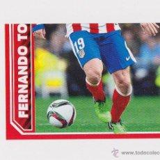 Cromos de Fútbol: 143 FERNANDO TORRES - CROMO COLECCION OFICIAL ATLETICO DE MADRID 2014 2015 PANINI. Lote 176860510