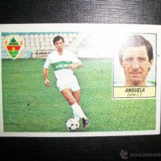 Cromos de Fútbol: ANQUELA DEL ELCHE ALBUM ESTE LIGA 1984 - 1985 ( 84- 85 ) . Lote 48648580