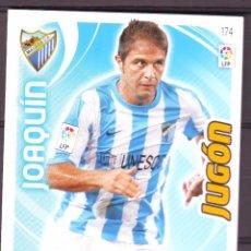 Cromos de Futebol: 174.JOAQUIN.MALAGA.JUGON.ADRENALYN XL 2011/12.PANINI.. Lote 48685518