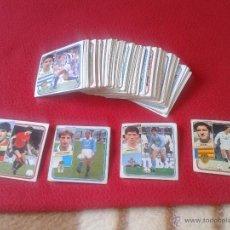 Cromos de Fútbol: IMPRESIONANTE Y GRAN LOTE DE 161 CROMOS FUTBOL LIGA 89 90 EDICIONES ESTE NUNCA PEGADOS CON BAJAS. Lote 48694573