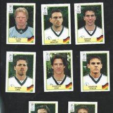 Cromos de Fútbol: 8318- 8 CROMOS EURO 2000- SELECCION DE ALEMANIA. Lote 48903694
