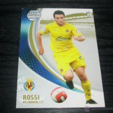 Cromos de Fútbol: -MEGACRACKS 07-08 : 501 ROSSI ( VILLARREAL ) . Lote 48970084