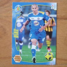 Cromos de Fútbol: MEGACRACKS 2011 2012 PANINI Nº 96 CATA DIAZ (GETAFE) - FUTBOL CROMO 11 12. Lote 173782348