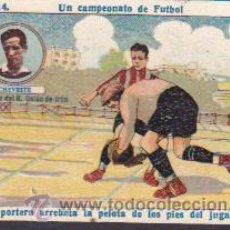 Cromos de Fútbol: CROMO FUTBOL UN CAMPEONATO DE FUTBOL ECHEVESTE REAL UNION DE IRUN . Lote 49209503