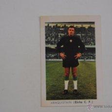 Cromos de Fútbol: CROMO DISGRA-FHER 1970-71 ARAQUISTAIN ELCHE C.F.. Lote 49255533
