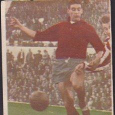 Cromos de Fútbol: CROMO FUTBOL COLECCION FUTBOL Y ASES EN ACCION EDICIONES TRIUNFO 1959 Nº 102 PACHIN OSASUNA. Lote 50352079