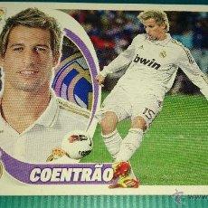 Cromos de Fútbol: LIGA ESTE 2012 2013 SIN PEGAR NUEVO ESTE 12 13 REAL MADRID Nº 8A COENTRAO. Lote 235852970