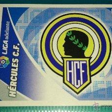 Cartes à collectionner de Football: LIGA ESTE 2012 2013 SIN PEGAR NUEVO ESTE 12 13 LIGA ADELANTE ESCUDO HERCULES C.F.. Lote 49441784