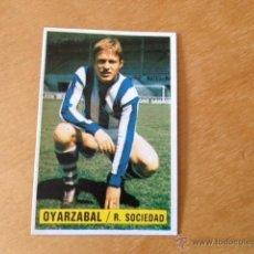 Cromos de Fútbol: ED ESTE 1974 1975 - 74 75 - OYARZABAL - REAL SOCIEDAD . Lote 49518191