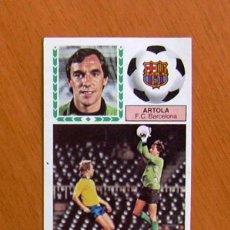 Cromos de Fútbol: BARCELONA - ARTOLA - EDICIONES ESTE 1983-1984, 83-84. Lote 214364721